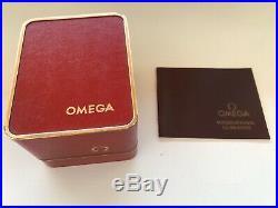 Omega Speedmaster Moon Fasi Luna St3450809 St345.0809 Vintage Rare Chronograph