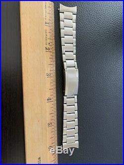 Omega Speedmaster or Seamaster Watch Bracelet Rare Ref 1168 617 Endlinks