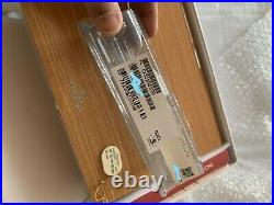 Omega Speedmster Date 3210.51 Brand New Nos Rare Chronograph 40mm Panda Vintage/