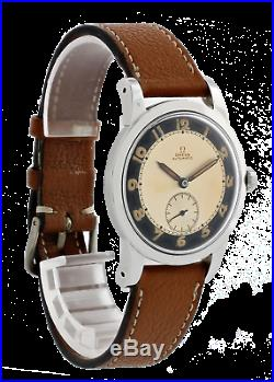 Omega Vintage Extremely Rare Mens Watch