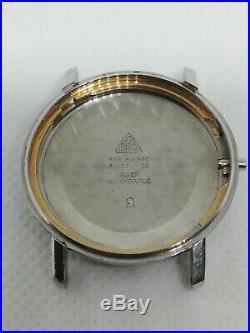 Omega Vintage Very Rare Seamaster De Ville Ref 135-010 Cal 611