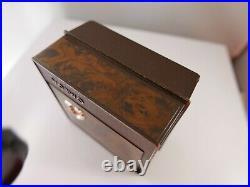 Omega constellation seamaster case box vintage rare used
