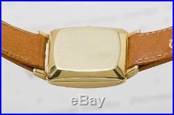 Omega rare vintage 18ct Gold dress watch