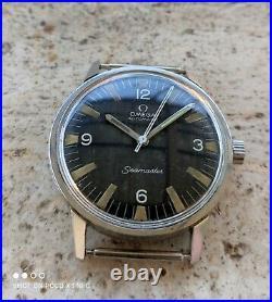 Omega seamaster Ref 165002 cal. 550 rare vintage