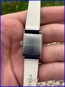 Orologio Watch Omega De Ville Lady Vintage Rare Carica Manuale Swiss Made