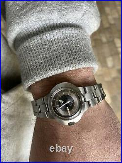 Orologio Watch Omega Dynamic Automatic Rare Dial Swiss Made Lady Vintage Geneve