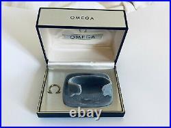 RARE C. 1960s Vintage Omega Watch Box Speedmaster Seamaster, Constellation