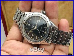 RARE Omega Seamaster 300 Diver Vintage 1959 Ref. 2913 -3 Cal. 501 Watch BOX SET