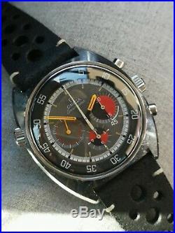 RARE Omega Seamaster Soccer, Chronograph Vintage Super Compressor Ref 145.019