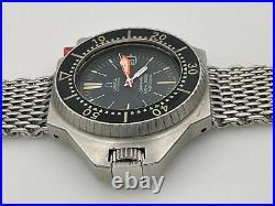 RARE Omega Vintage PLOPROF Seamaster 600m Professional Diver Watch
