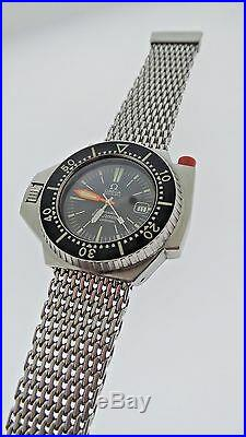 RARE Omega Vintage PLOPROF Seamaster 600m Professional Diver Watch Original Part