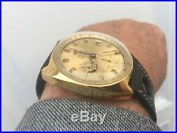 RARE VINTAGE 1970s OMEGA SEAMASTER GOLD 20 MICRONS CHRONO AUTO # 176.007 & BOXES