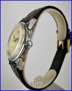 RARE VINTAGE SWISS WATCH OMEGA SEAMASTER cal. 420 C. A 1956