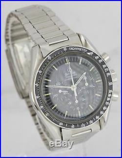 RARE Vintage 1969 Omega Speedmaster 145.022-69ST'220' BEZEL Pre-Moon Watch