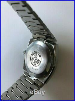 RARE Vintage Omega Seamaster Cosmic CAL. 1020 Automatic Day / Date Circa 70s