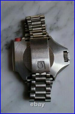 RARE Vintage Omega Seamaster PloProf 600m Professional Diver Watch 166.077