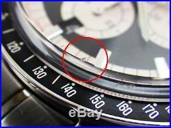 Rare 100%Auth OMEGA Speedmaster schumacher Legend Limited 3507.51 Vintage