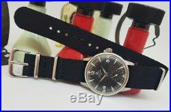 Rare 1961 Omega Seamaster 30 Sub Second Manual Wind Cal268 Man's Watch