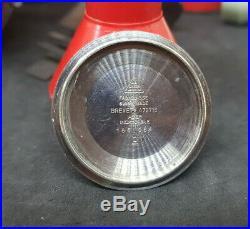 Rare 1962 Omega Seamaster Chronometer Black Dial Cal751 Auto Man's Watch