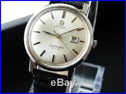 Rare 28mm Vintage 1966 Women's Omega Seamaster Day Auto Cal 680