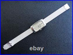 Rare Mint Vintage 1973 Omega De Ville Automatic Date Cal 684 Serviced