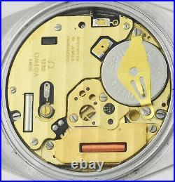 Rare OMEGA Constellation Marine Quartz 18Kt S/ Steel Vintage Mens Wrist Watch