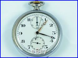 Rare Omega Pocket Watches Vintage chronograph fine working
