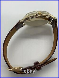 Rare Vintage 1956 Omega watch Cal. 420-14k Gold filled