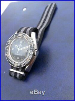 Rare Vintage 1967 Omega Seamaster 300 165.024 Diver Cal. 550 Swiss Men's Watch