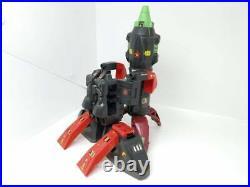 Rare Vintage 80s Gama Trans Robot Mechabot-1 (Omega Supreme) Toybox Japan