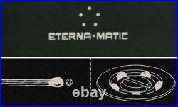 Rare Vintage Eterna Matic Kontiki 18mm Steel Bracelet