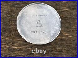 Rare Vintage OMEGA Cal. 26.5SOB in steel case 1939