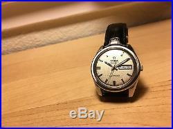 Rare Vintage Omega 168.023 Cal. 751 Seamaster SS