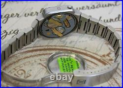 Rare Vintage Omega Constellation Time Computer 1602 Digital 2 LED wrist watch