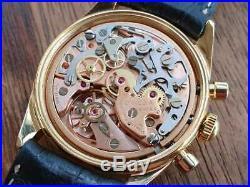 Rare Vintage Omega De Ville Calendar Chronograph Gents 146.017 Watch 1970