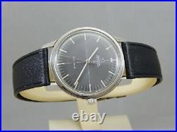 Rare Vintage Omega Geneve Seamaster'Speedmaster Companion' Technical Dial Watch