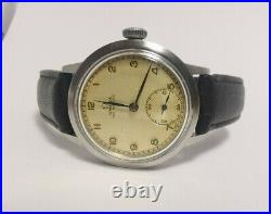Rare Vintage Omega Non magnetic 1939 Military cal. 26.5 T3 Men Watch