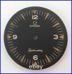 Rare Vintage Omega Railmaster Dial CK 2914