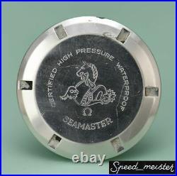 Rare Vintage Omega Seamaster 300 165.014-63 Case Back Caseback (CK 2913 14755)