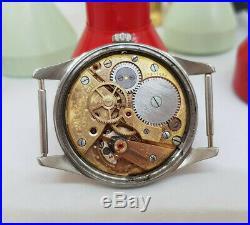 Rare Vintage Omega Seamaster 30 Sub Second Manual Wind Cal284 Man's Watch