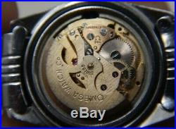 Rare, Vintage Omega Seamaster 60 Big Crown Automatic CAL 681 REF 566.024 25.5mm