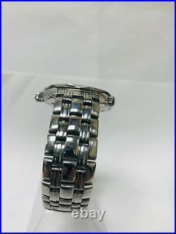 Rare Vintage Omega Seamaster Professional 300m Black Wave Dial Watch 196.1640