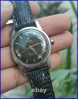 Rare Vintage Omega Seamaster calendar Automatic 2849-3, Cal 503 Perfect Working