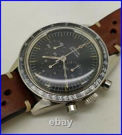 Rare Vintage Omega Speedmaster Professional Pre moon 105.003 C. 321 Ed White