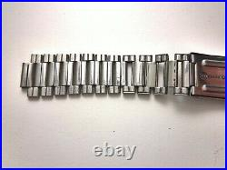 Rare Vintage Omega Speedmaster Seamaster Bracelet 1035 Year 2/67