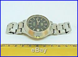 Rare Vintage SS Omega f300 Seamaster Cone ESA9162 Tuning Fork watch