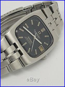 Rare Vintage Swiss Omega Constellation Chronometer Automatic Watch