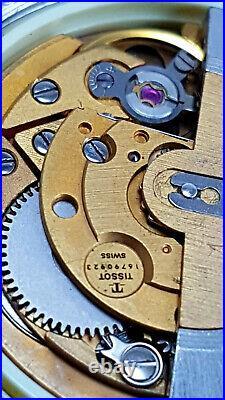 Rare Vintage Tissot Omega Cal. 2571, Seastar Automatic, Lobster, rare