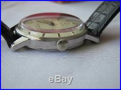 Rare vintage Omega Seamaster 30 with white linen dial 135.007 1964 with boxes