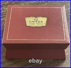 Rare vintage Omega Speedmaster Pre Moon Ref. 145.012-67 Cal 321 bracelet 1171 Box